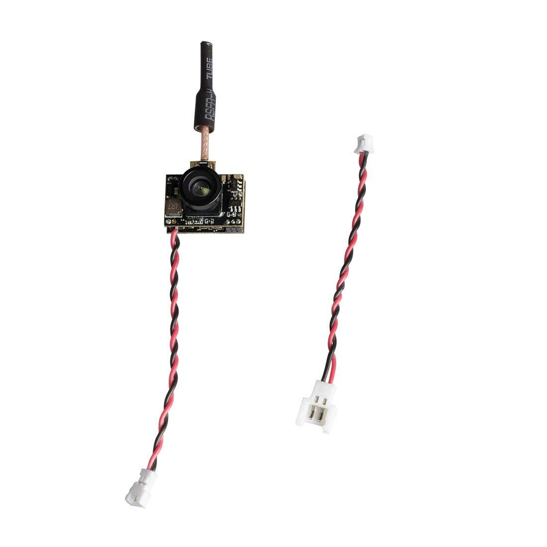 Wolfwhoop Combo3 Micro AIO Camera Integrated OSD and 5.8GHz 0.1mW/25mW/200mW VTX and Dipole Antenna for FPV Quadcopter Drone