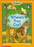Where's That Cat?, Barbara Brenner and Bernice Chardiet, 0590452169