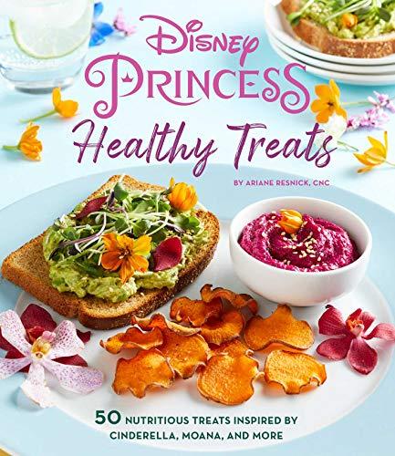 Book Cover: Disney Princess: Healthy Treats Cookbook