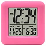Best Amazon Alarm Clocks - La Crosse Technology 70902 Soft Cube LCD Alarm Review