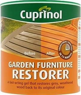 cuprinol garden furniture restorer 1l - Garden Furniture Stain