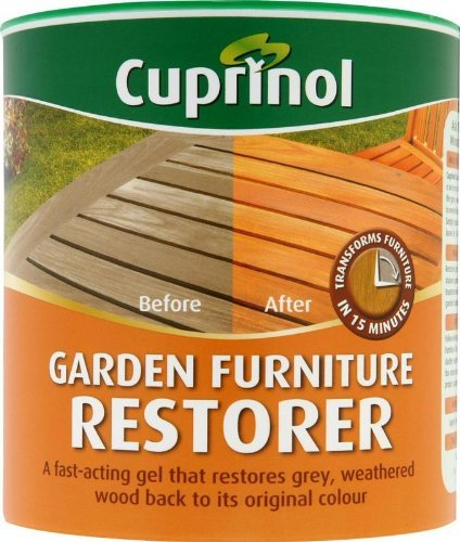 cuprinol garden furniture restorer 1l - Garden Furniture Stain