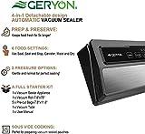 GERYON Vacuum Sealer Machine, Automatic Food Sealer