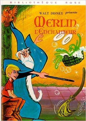 Amazon Fr Merlin L Enchanteur Collection Bibliotheque