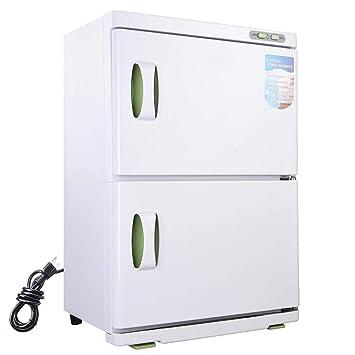 Amazon.com: Gabinete doble calentador de toallas ...