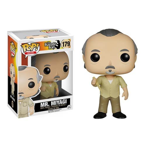 Karate Kid Mr. Miyagi Pop! Vinyl Figure ()