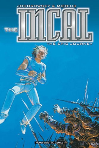 The Incal: The Epic Overseas