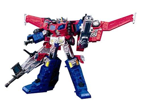 Transformers - THS-01 Galaxy Convoy by Takara Tomy