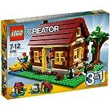 LEGO Creator - Cabaña de madera (5766)