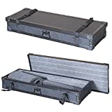 Keyboard 1/4 Ply Economy Tuffbox Light Duty Road Case Fits Casio Xw-p1 Performance Synthesizer