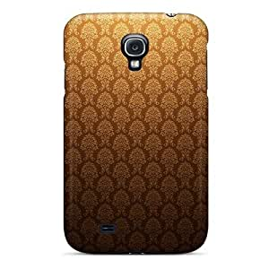 Protector Hard Phone Cover For Samsung Galaxy S4 With Unique Design Attractive His Infernal Majesty Band HIM Image CharlesPoirier