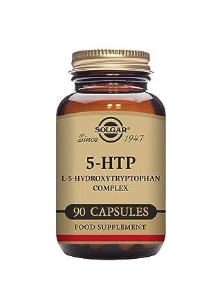 Solgar 5 - HTP (L 5- hidroxitriptófano)  Complejo - 90 cápsulas ...