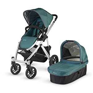 UPPAbaby Vista Stroller, Ella Jade (Discontinued by Manufacturer)
