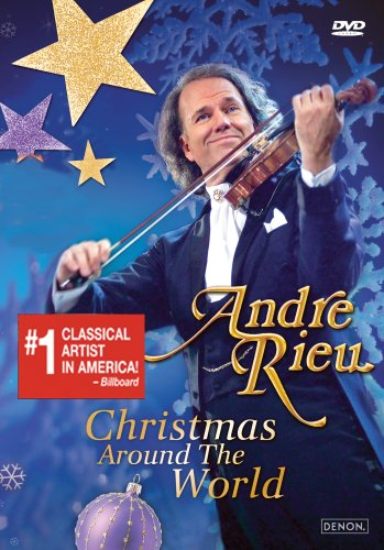 Amazon.com: Andre Rieu - Christmas Around the World: Andr Rieu ...