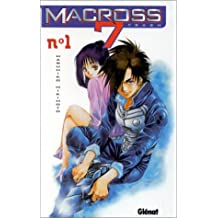 MACROSS 7 TRASH T01  (+4 PAGES)