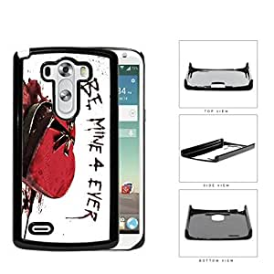 Be Mine 4 Ever Valentines Day Gift Box Hard Plastic Snap On Cell Phone Case LG G3