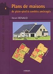 Plans de maisons : De plain-pied & combles aménagés
