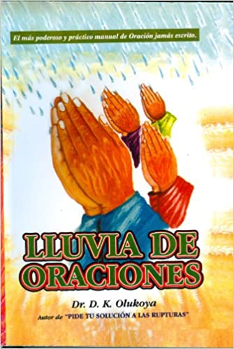 Prayer Rain Book