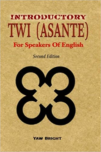 Amazon com: Introductory Twi (Asante) for Speakers of