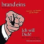 brand eins audio: Markenkommunikation |  brand eins