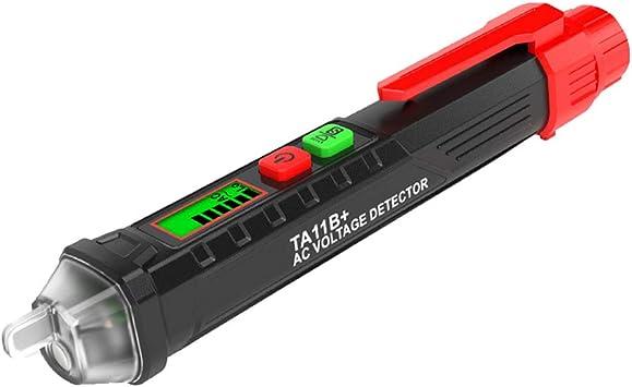 LED Spannungsprüfer Licht Berührungsloser Phasenprüfer Tester AC 90-1000V