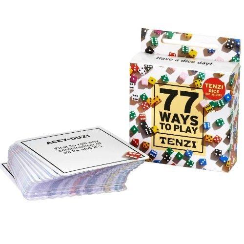 Tenzi Game 77 Variations