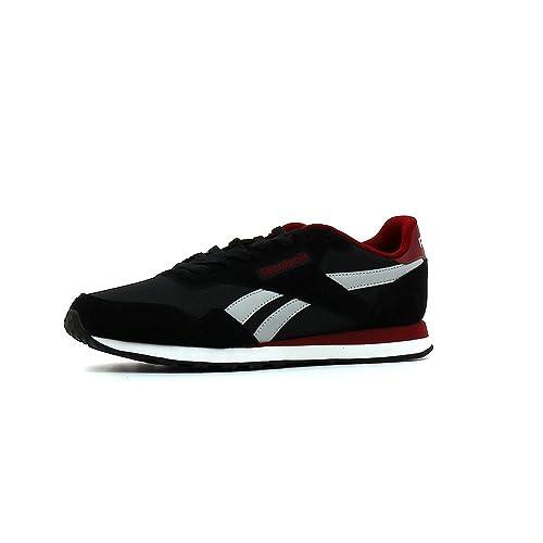 Reebok BD5616, Zapatillas de Trail Running para Niños, Negro (Black/LGH Solid Grey/Collegiat Burgundy /), 36.5 EU: Amazon.es: Zapatos y complementos