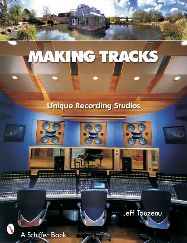 Making Tracks: Unique Recording Studio Environments