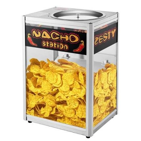 Great Northern Nacho Station Commercial Grade Nacho Chip Warmer ()