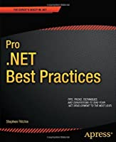 Pro .NET Best Practices Front Cover