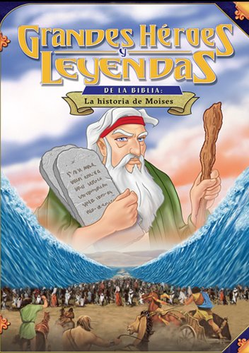Historia de Moises (Spanish Version, Dubbed)