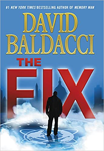 The Fix (Amos Decker series #3) by David Baldacci free pdf download