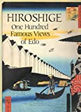 img - for Hiroshige: One Hundred Famous Views of Edo book / textbook / text book
