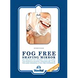 Deluxe Shave Well Fog-free Shower Mirror - 33% Larger Than the Original Shave Well Mirror // Miroir de rasage de douche antibué e Shave Well Deluxe - 33 % plus grand que le miroir Shave Well standard