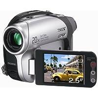 "Sony DCR-DVD92E Handycam DVD Camcorder [20x Optical Zoom, 2.5"" LCD]"