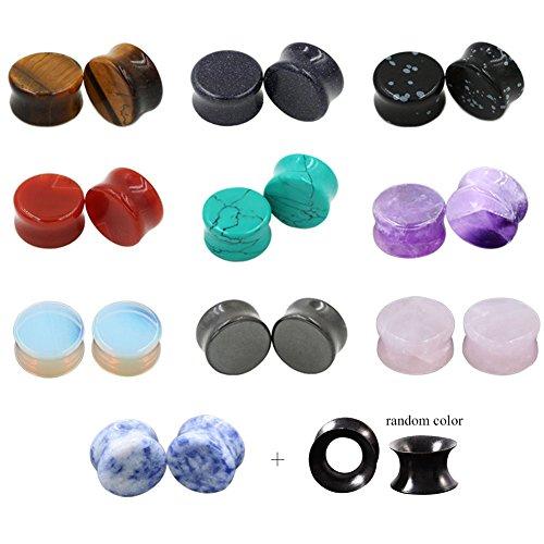 2g Ear Plugs Body Jewelry - 3