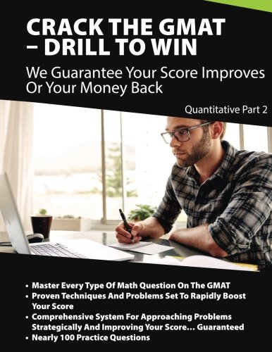 Pdf Download Online Crack The Gmat Drill To Win Quantitative Part Ii Full Online By Zr Ed Magentavar286