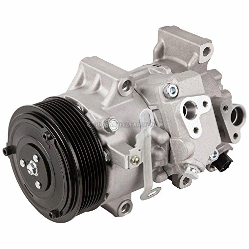 AC Compressor & A/C Clutch For Scion xB Pontiac Vibe Toyota Corolla Matrix - BuyAutoParts 60-02295NA New -