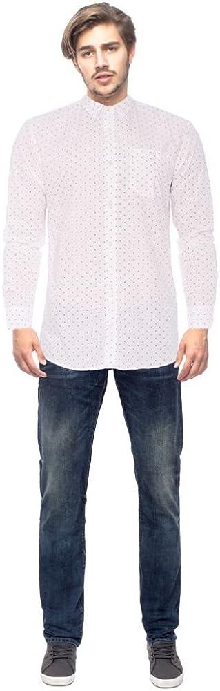 JACK /& JONES Jorsimon Shirt LS Camicia Formale Uomo