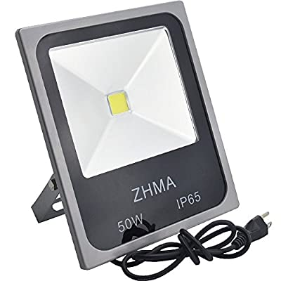 ZHMA LED Outdoor Flood Light,