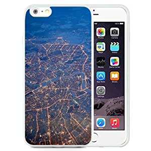 NEW Unique Custom Designed iPhone 6 Plus 5.5 Inch Phone Case With Petersburg Peter Lights Night_White Phone Case