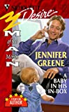 A Baby in His In-Box, Jennifer Greene, 0373761295