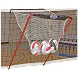 Tandem Sport Pass Catcher - Volleyball Training Device , Red