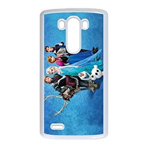 The Frozen Personalized Custom Case For LG G3