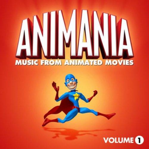 Animania - Music from Animated Movies Vol  1