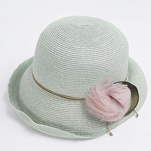 Da Crochet Prodotto Primavera Muma Cappelli Estate Solare Cappello Protezione Lafite Paglia Nuovo Di Con Visiera Moda 64OqBwR4
