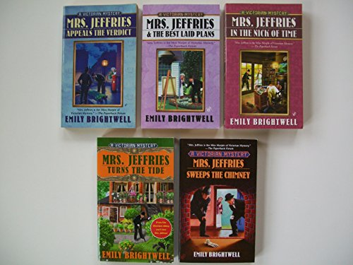 Mrs. Jeffries Appeals the Verdict; Best Laid Plans; In the Nick of Time; Turns the Tide (5 Set) ()