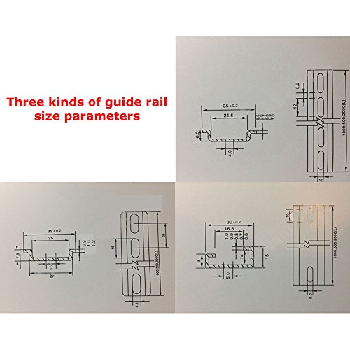 Brand New&Upgrade ! Manual Din Rail Cutter Aluminum Alloy & Steel Rail 3-slot(251018) by Home & Garden (Image #6)