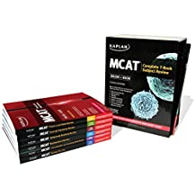 MCAT Complete 7-Book Subject Review: Online + Book