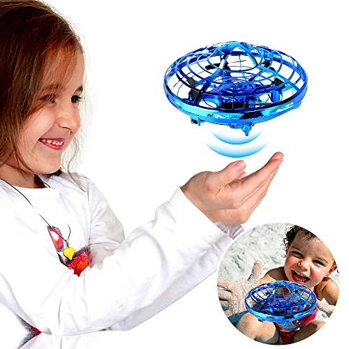 Hand-Operated-Drones-SHARKOOL-Hands-Free-Mini-Drone-Helicopter-for-Kids-Or-Adults-Easy-Indoor-Or-Outdoor-Small-Orb-Flying-Ball-Drone-Toys-for-Child